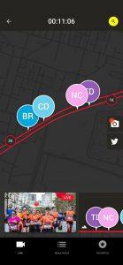 Mapa app san silvestre oviedo 2019